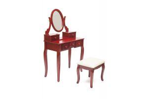 NY-V3023 Туалетный столик с пуфом
