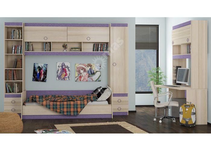 Индиго, ПМ-145.07 Полка настольная, Офисная мебель, Полки, Стоимость 6295 рублей., фото 5