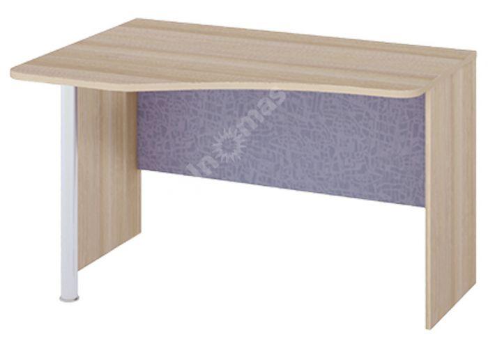 Индиго, ПМ-145.03 Стол угловой, Офисная мебель, Компьютерные и письменные столы, Стоимость 4848 рублей.