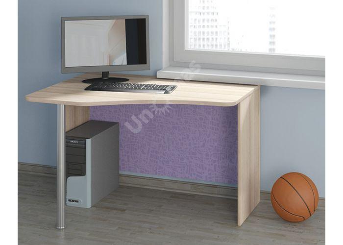 Индиго, ПМ-145.03 Стол угловой, Офисная мебель, Компьютерные и письменные столы, Стоимость 4848 рублей., фото 2