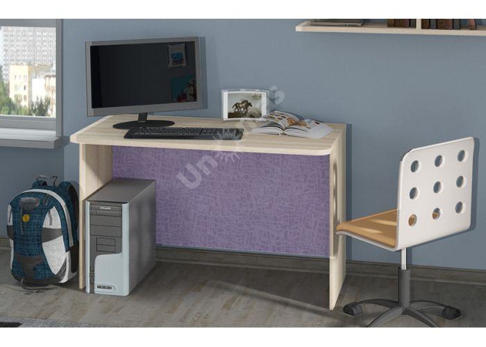 Индиго, ПМ-145.04 Стол, Офисная мебель, Компьютерные и письменные столы, Стоимость 3784 рублей., фото 2