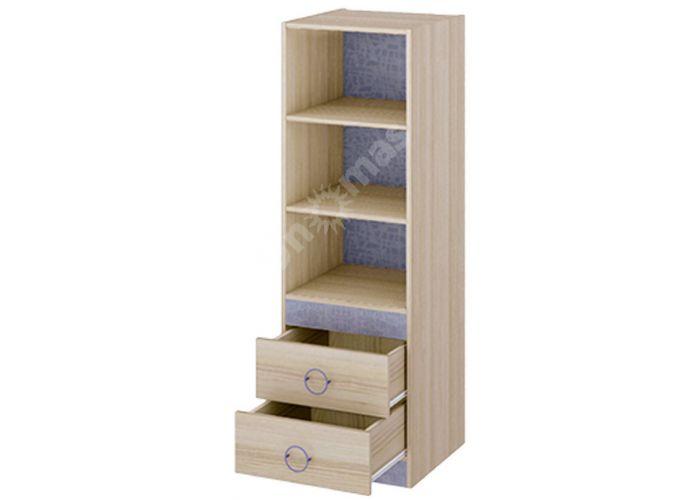 Индиго, ПМ-145.08 Шкаф комбинированный, Детская мебель, Модульные детские комнаты, Стоимость 5939 рублей., фото 2