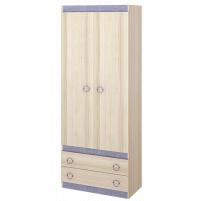 Индиго, ПМ-145.10 Шкаф для одежды
