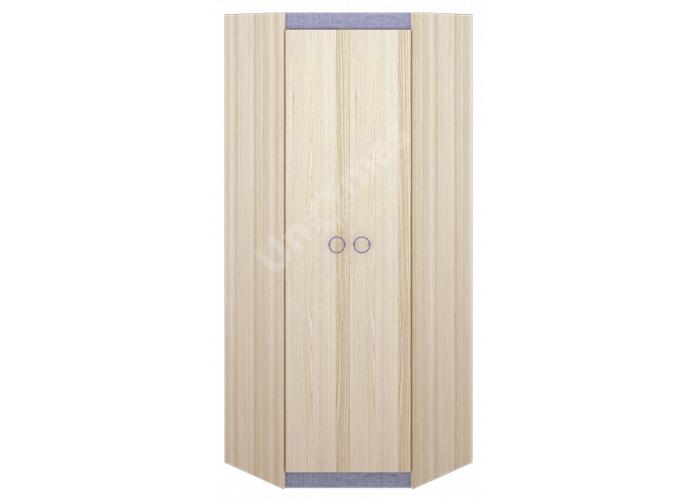 Индиго, ПМ-145.12 Шкаф угловой, Спальни, Угловые шкафы, Стоимость 15127 рублей.