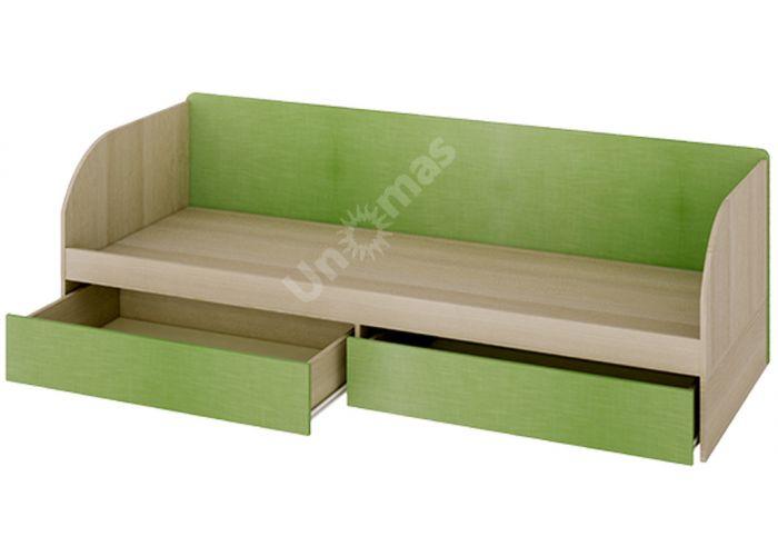 Киви, 139.02 Кровать, Детская мебель, Детские кровати, Стоимость 9434 рублей., фото 2