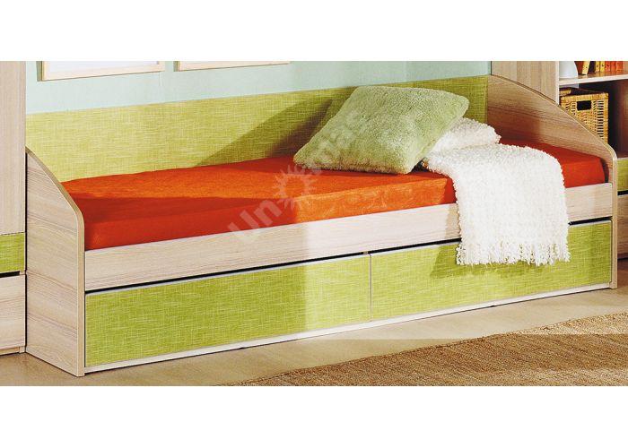 Киви, 139.02 Кровать, Детская мебель, Детские кровати, Стоимость 9434 рублей., фото 3