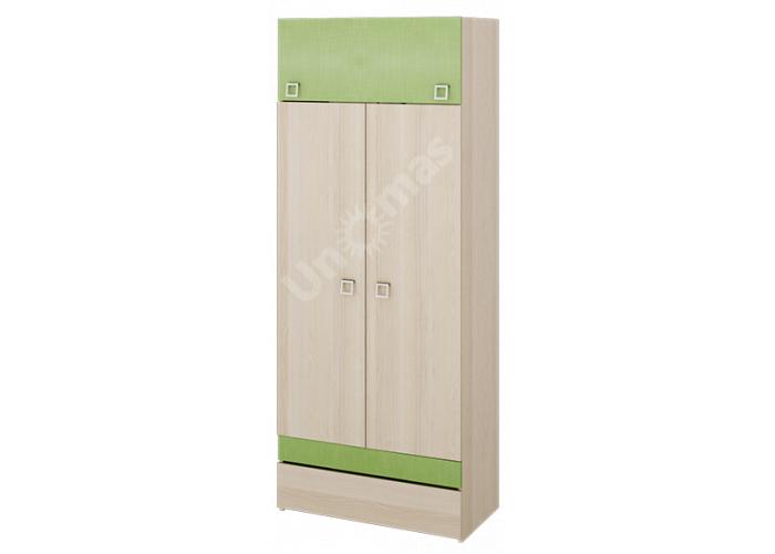 Киви, 139.05 Шкаф для одежды, Спальни, Шкафы, Стоимость 12504 рублей.