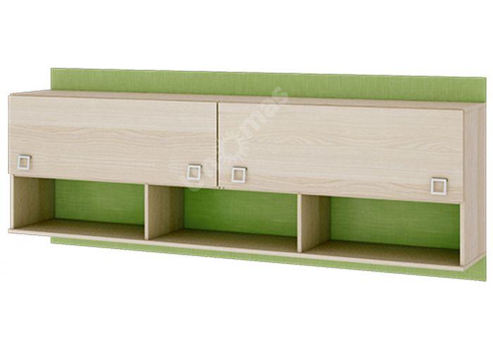 Киви, 139.11 Шкаф настенный, Офисная мебель, Полки, Стоимость 9432 рублей.