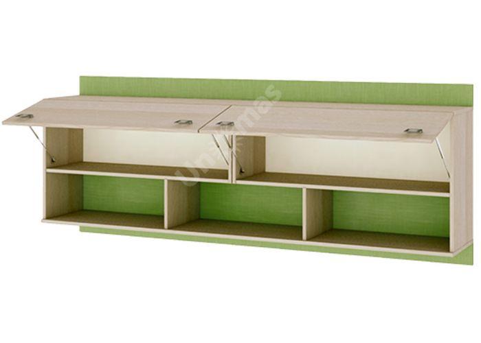 Киви, 139.11 Шкаф настенный, Офисная мебель, Полки, Стоимость 9432 рублей., фото 2