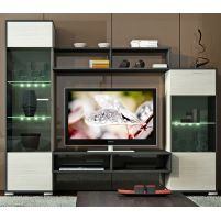Джаз ТД-211.00 Набор мебели для общей комнаты Каттхилт / Тексит