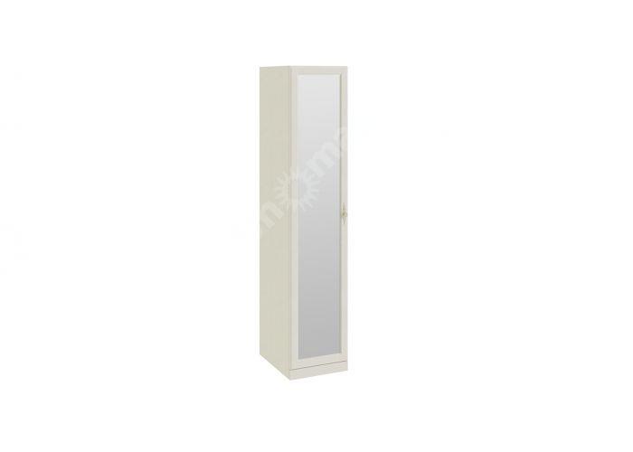 Лючия, ТД-235.07.01 Каркас шкафа для белья + ТД-235.07.12 Дверь с зеркалом, Спальни, Шкафы, Стоимость 16051 рублей.