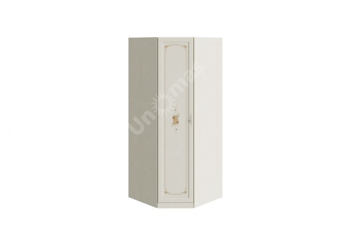 Лючия, ТД-235.07.03 Каркас шкафа углового + ТД-235.07.11 Дверь, Спальни, Угловые шкафы, Стоимость 22442 рублей.