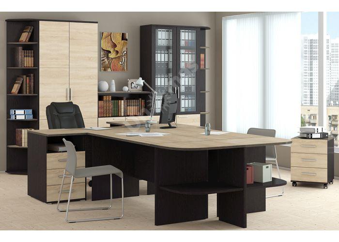 Успех-2, ПМ-184.02 Стол письменный, Офисная мебель, Компьютерные и письменные столы, Стоимость 4670 рублей., фото 4