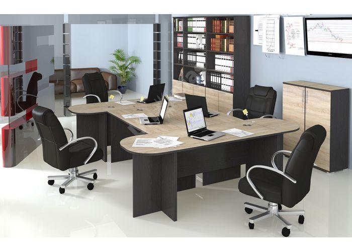 Успех-2, ПМ-184.04 Стол письменный, Офисная мебель, Компьютерные и письменные столы, Стоимость 4699 рублей., фото 3