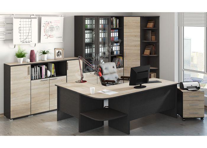 Успех-2, ПМ-184.04 Стол письменный, Офисная мебель, Компьютерные и письменные столы, Стоимость 4699 рублей., фото 2