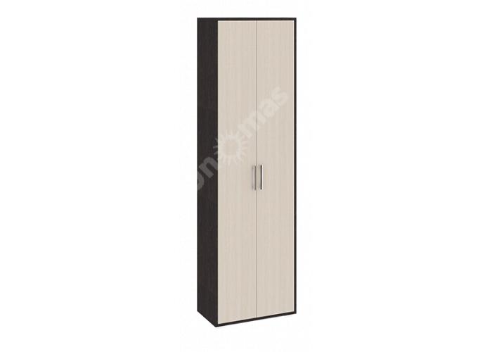 Арт Венге Цаво / Дуб Молочный, Шкаф для одежды, Спальни, Шкафы, Стоимость 8243 рублей.