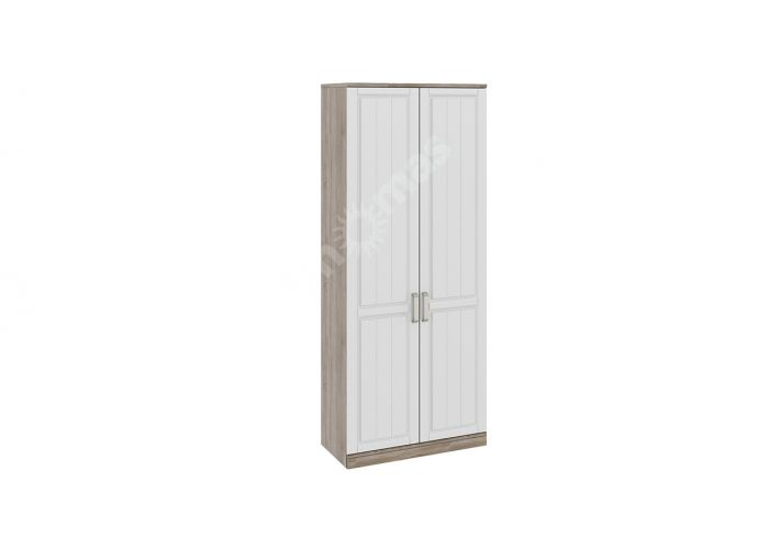 Прованс, ТД-223.07.22 Каркас шкафа для одежды (440) + ТД-223.07.11L Дверь + ТД-223.07.11R Дверь, Спальни, Шкафы, Стоимость 21345 рублей.