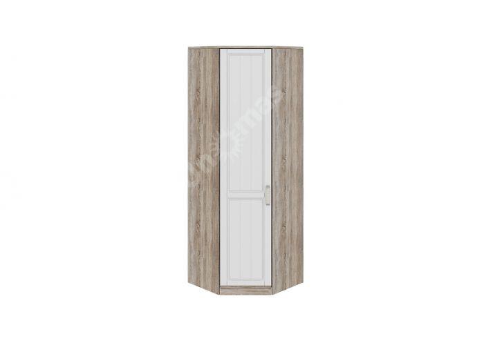 Прованс, ТД-223.07.03 Каркас шкафа углового (580) + ТД-223.07.11L Дверь левая , Спальни, Угловые шкафы, Стоимость 21030 рублей.