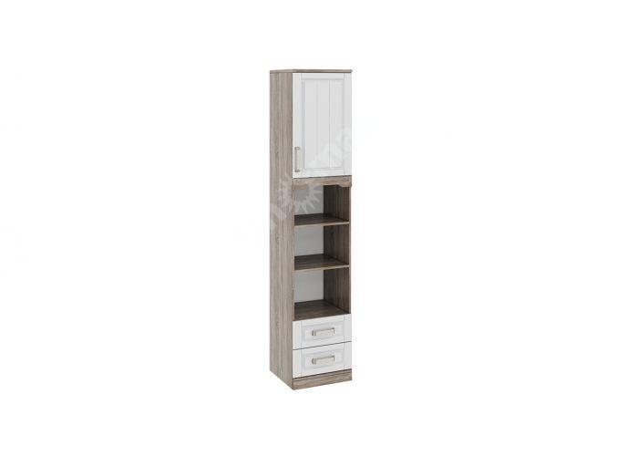 Прованс, ТД-223.07.20 Шкаф комбинированный открытый (440) , Офисная мебель, Офисные пеналы, Стоимость 10175 рублей.