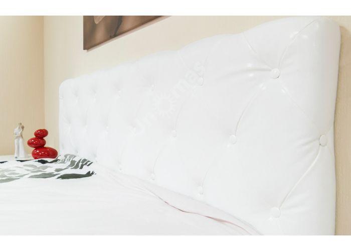 Амели, ТД-193.01.01-М Каркас кровати (1600)+ТД-193.01.13 Спинка кровати мягкая, Спальни, Кровати, Стоимость 23188 рублей., фото 3