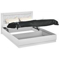 Амели, ТД-193.01.02 Каркас кровати с подъемным механизмом (1600)+ТД-193.01.11 Спинка кровати