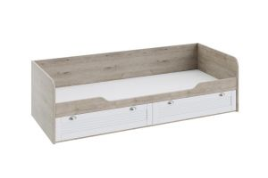 Ривьера, Кровать с 2 ящиками ТД 241.12.01
