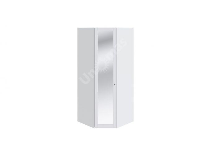Ривьера, Каркас шкафа углового ТД 241.07.23 + Дверь с зеркалом ТД 241.07.12 , Спальни, Угловые шкафы, Стоимость 12942 рублей.