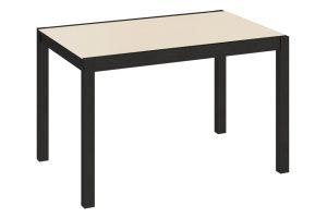 Диез Т4 Стол со стеклом кухонный раскладной С-345 Венге / Стекло матовое