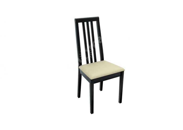 Гамма Т1 Стул Венге / к/з №15 светлый, Кухни, Стулья и табуреты, Деревянные стулья, Стоимость 4239 рублей.