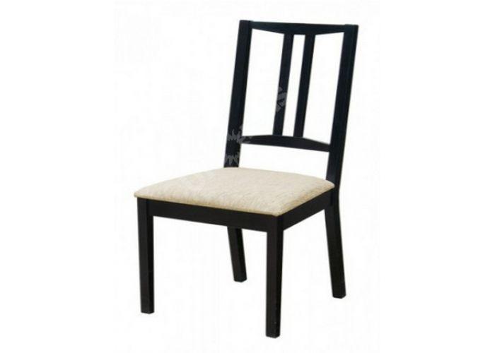 Этюд Т4 Стул С-296.5 Венге / Ткань №10, Кухни, Стулья и табуреты, Деревянные стулья, Стоимость 4875 рублей.