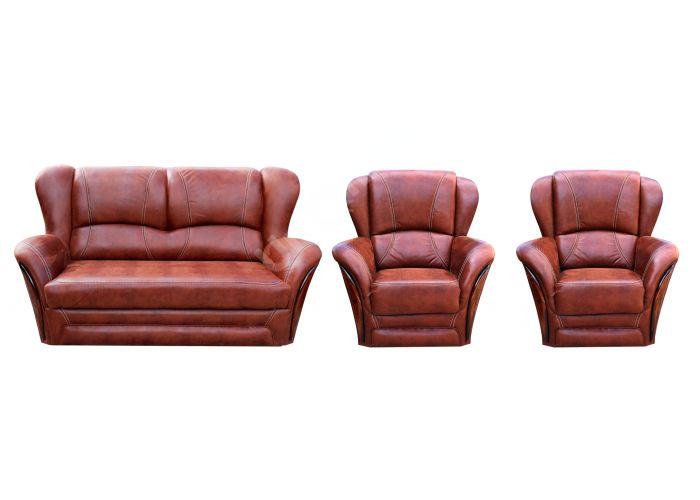 Комплект Ричи, Мягкая мебель, Прямые диваны, Стоимость 45750 рублей.
