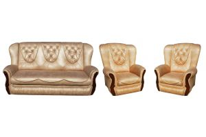 Триумф Комплект (диван тройка+2 кресла)