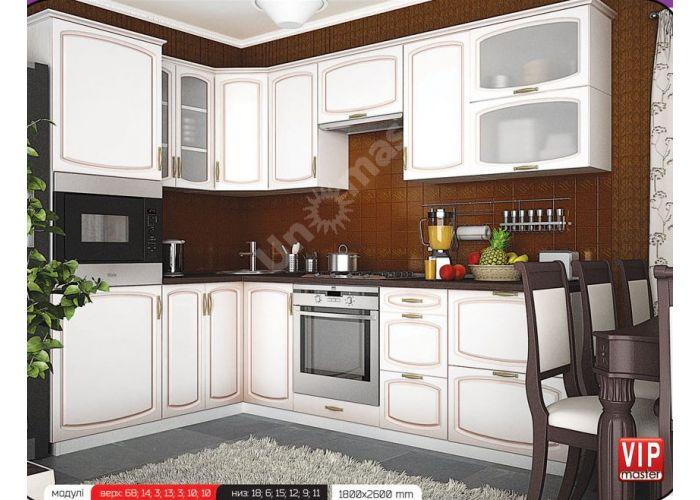 Виктория New белый, 10 Верх 60х36см / фасад МДФ, Кухни, Модульные кухни, Распродажа выставочных образцов, Стоимость 1687 рублей., фото 2