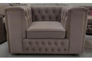 Кресло Премьер 2 в каретной стяжке