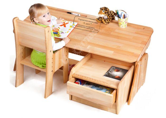 С886 Парта-растишка без пенала, Детская мебель, Детские парты, Стоимость 8963 рублей., фото 2