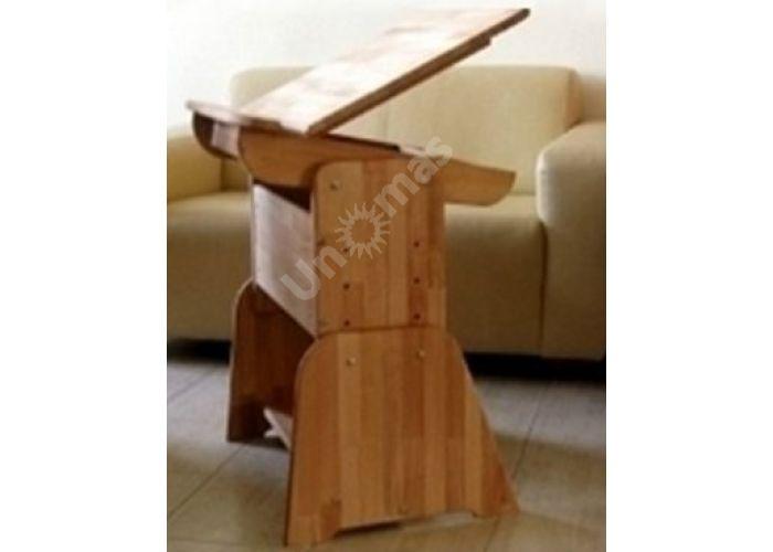 С890 Парта-растишка с пеналом, Детская мебель, Детские парты, Стоимость 6338 рублей., фото 4