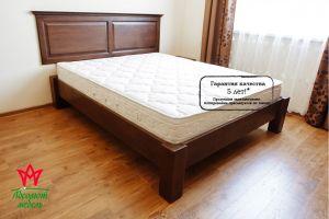 Эдем, Кровать двухспальная Э82 + Изголовье кровати Э81