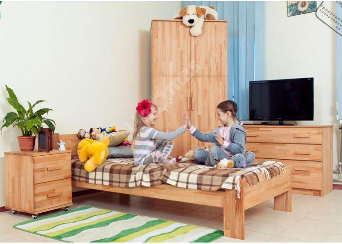 Лидер, Полка Е-08, Детская мебель, Модульные детские комнаты, Лидер, Стоимость 2022 рублей., фото 4