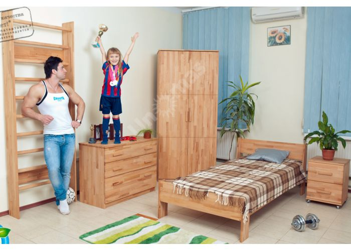 Лидер, Полка Е-08, Детская мебель, Модульные детские комнаты, Лидер, Стоимость 2022 рублей., фото 3