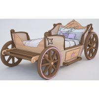 Кровать Карета (90)