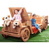 Кровать-машина Джип Willys (80)