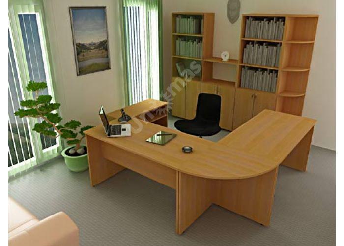 Мега, М120 Стол, Офисная мебель, Модульный кабинет, Мега, Стоимость 3515 рублей., фото 2
