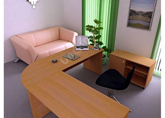 Мега, М120 Стол, Офисная мебель, Модульный кабинет, Мега, Стоимость 3515 рублей., фото 3
