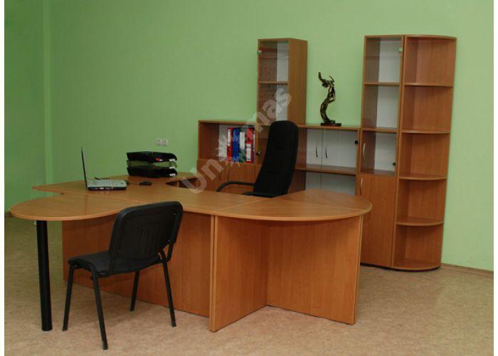 Мега, М156 Тумба стационарная, Офисная мебель, Офисные передвижные тумбы, Стоимость 4031 рублей., фото 5