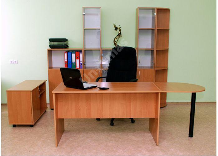 Мега, М156 Тумба стационарная, Офисная мебель, Офисные передвижные тумбы, Стоимость 5384 рублей., фото 3