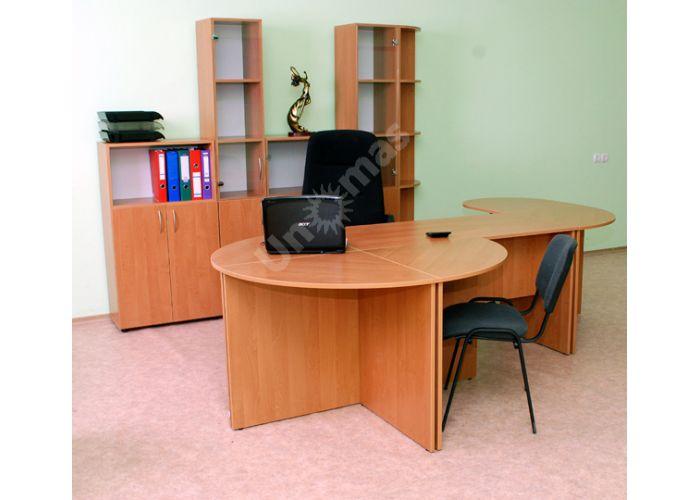 Мега, М156 Тумба стационарная, Офисная мебель, Офисные передвижные тумбы, Стоимость 5384 рублей., фото 2