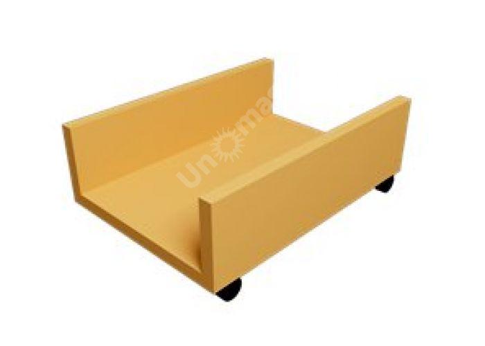 Мега, М140 Подставка под системный блок мобильная, Офисная мебель, Модульный кабинет, Мега, Стоимость 733 рублей.