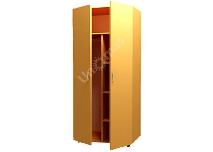 Мега, М106 Шкаф комбинированный, Спальни, Шкафы, Стоимость 9537 рублей.