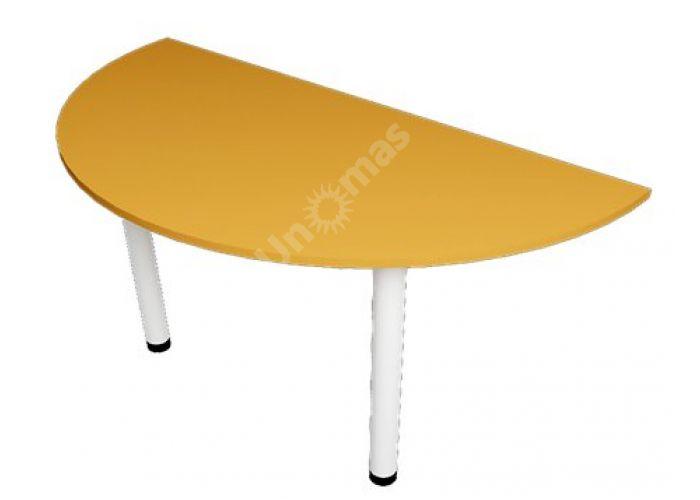 Мега, М128 Приставной элемент, Офисная мебель, Модульный кабинет, Мега, Стоимость 2093 рублей.
