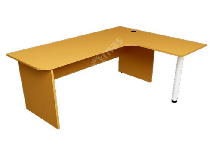 Мега, М192(Л,П) Стол, Офисная мебель, Модульный кабинет, Мега, Стоимость 6042 рублей.